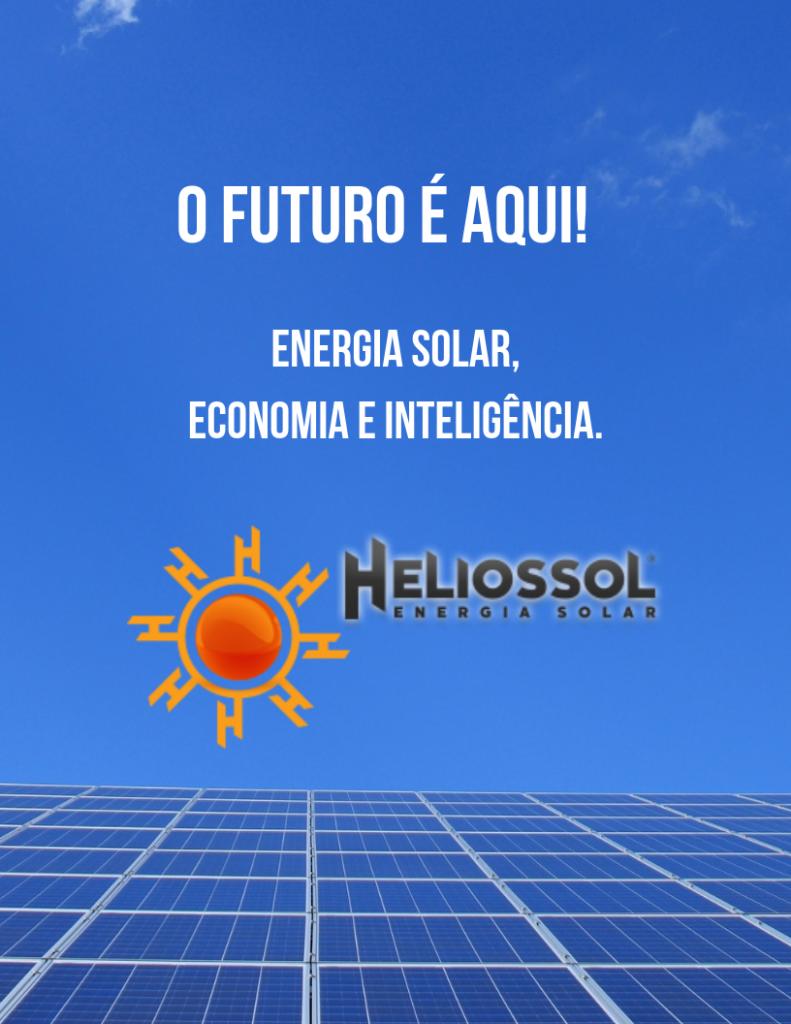 Energia Solar, investimento com retorno garantido!