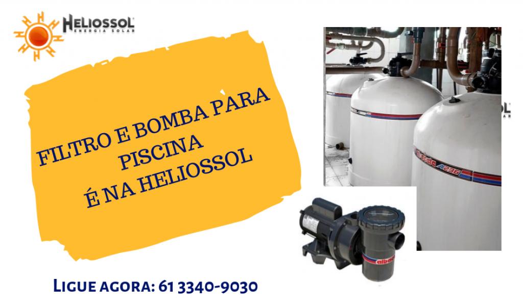 Deixe sua casa-de-máquinas em pleno funcionamento com a Heliossol
