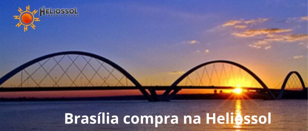 BRASÍLIA COMPRA NA HELIOSSOL